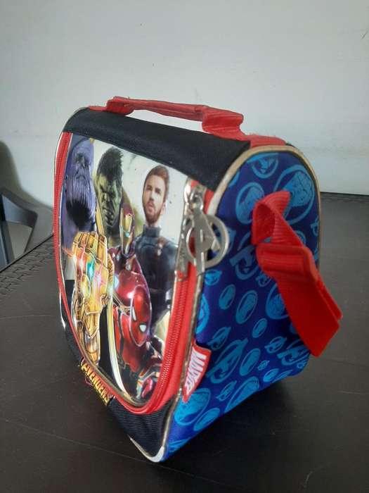Lonchera Marvel Super Herores