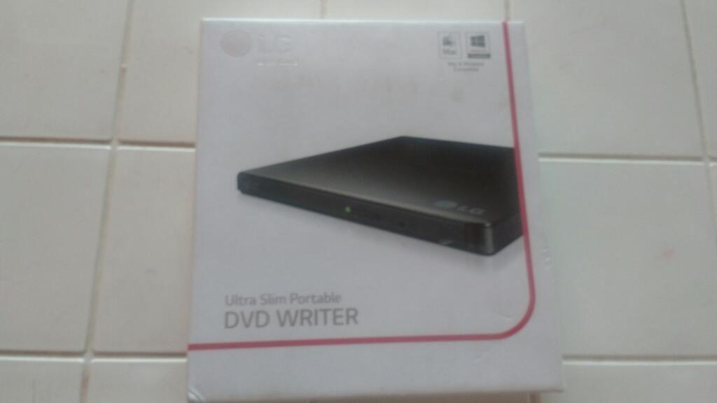 Unidad de Dvd Externa Nueva