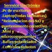 Service Electrónica-reparaciones