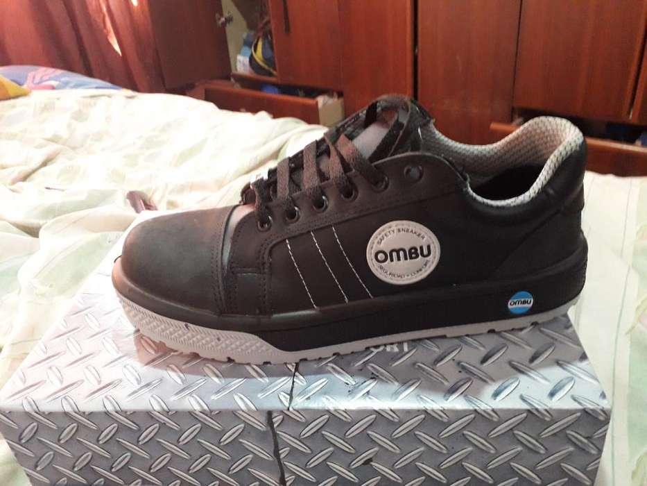 Zapatillas de Trabajo Ombu