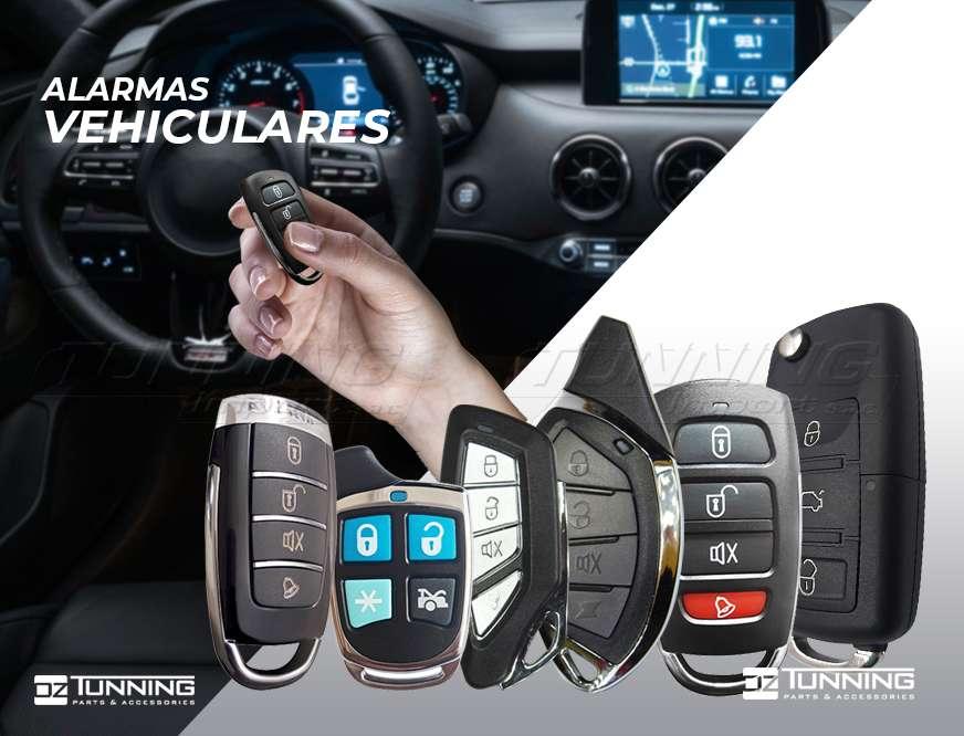 <strong>alarma</strong>s Vehículares - 150 metros de alcance - Kia, Hyundai, Toyota, Volkswagen, Antiasalto, Pestillos, Elevalunas