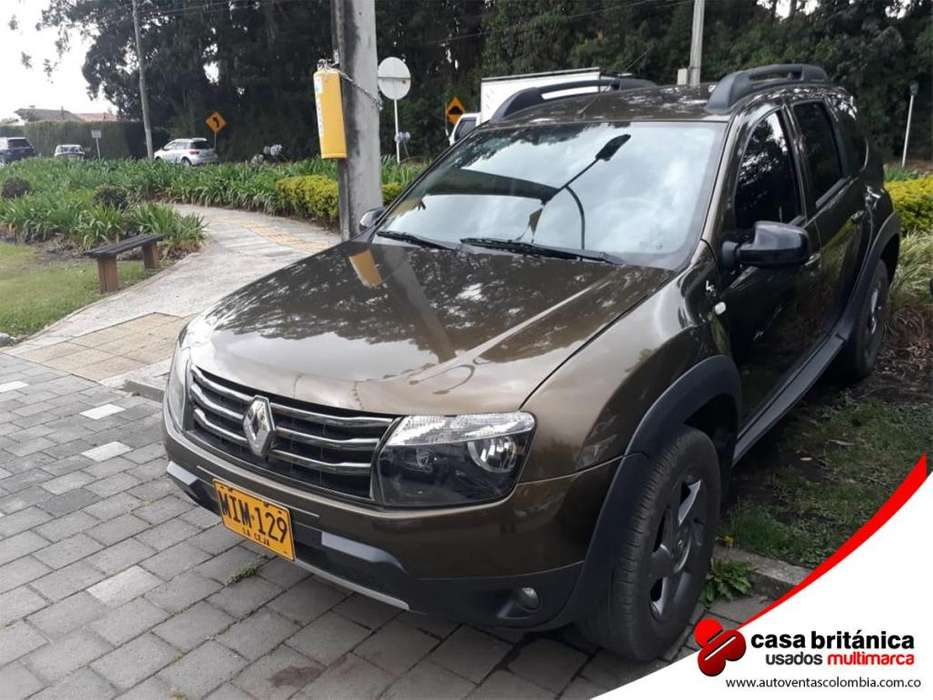 Renault Duster 2015 - 95359 km