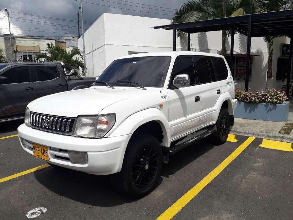 Toyota Prado 2007 - 155000 km