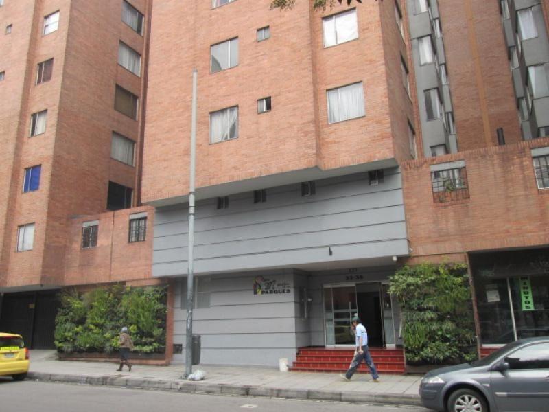 Apartamento En Arriendo En Bogota Centro Internacional Cod. ABAAV1333