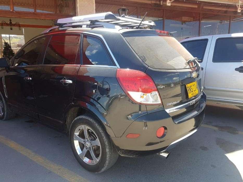 Chevrolet Captiva 2011 - 82000 km