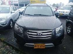 Hyundai Santafe Aut 4x4 Mod 2013 7 Ptos