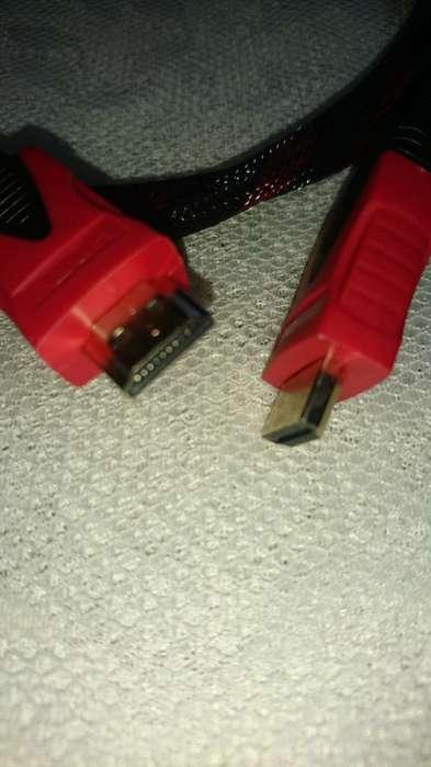 Cable Hdmi Alta Definicion 1.80 Mts.