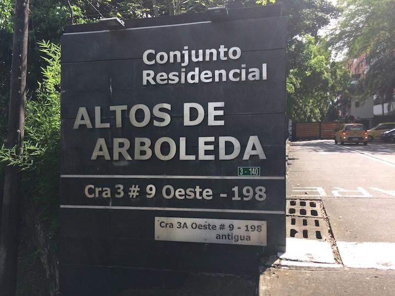 SE ARRIENDA DUPLEX ARBOLEDA - ALTOS DE ARBOLEDA 55-00340