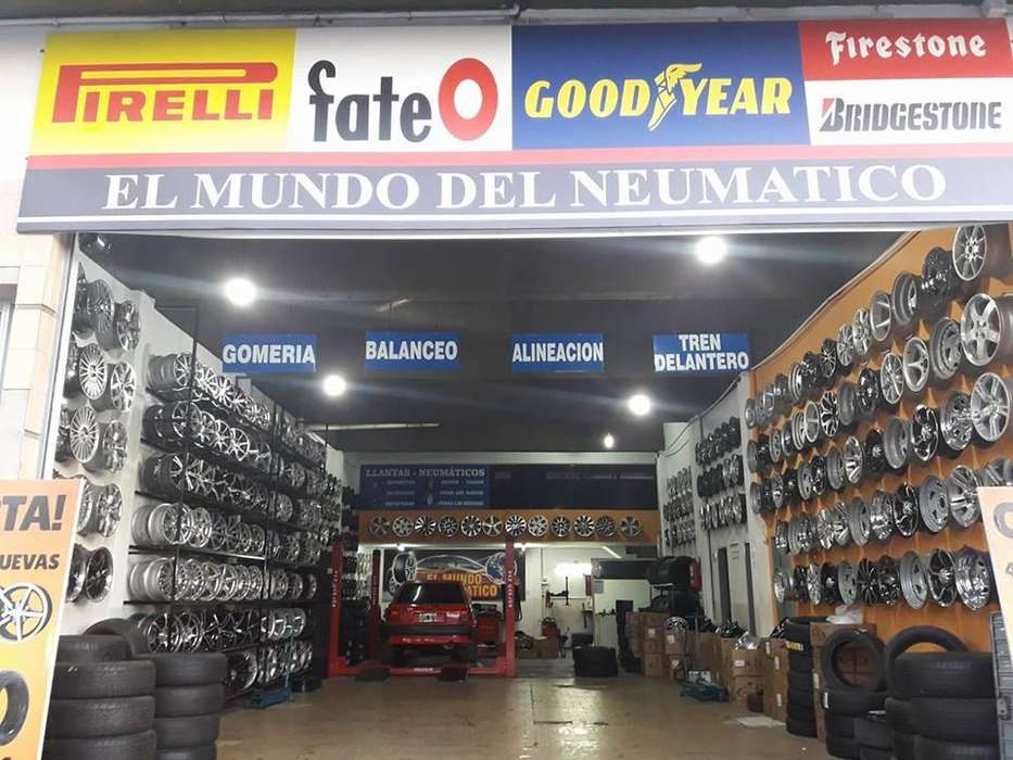 Promo 4 llantas deportivas NUEVAS con 4 <strong>neumatico</strong>s tel 2197-7224 whatsapp 1525262707
