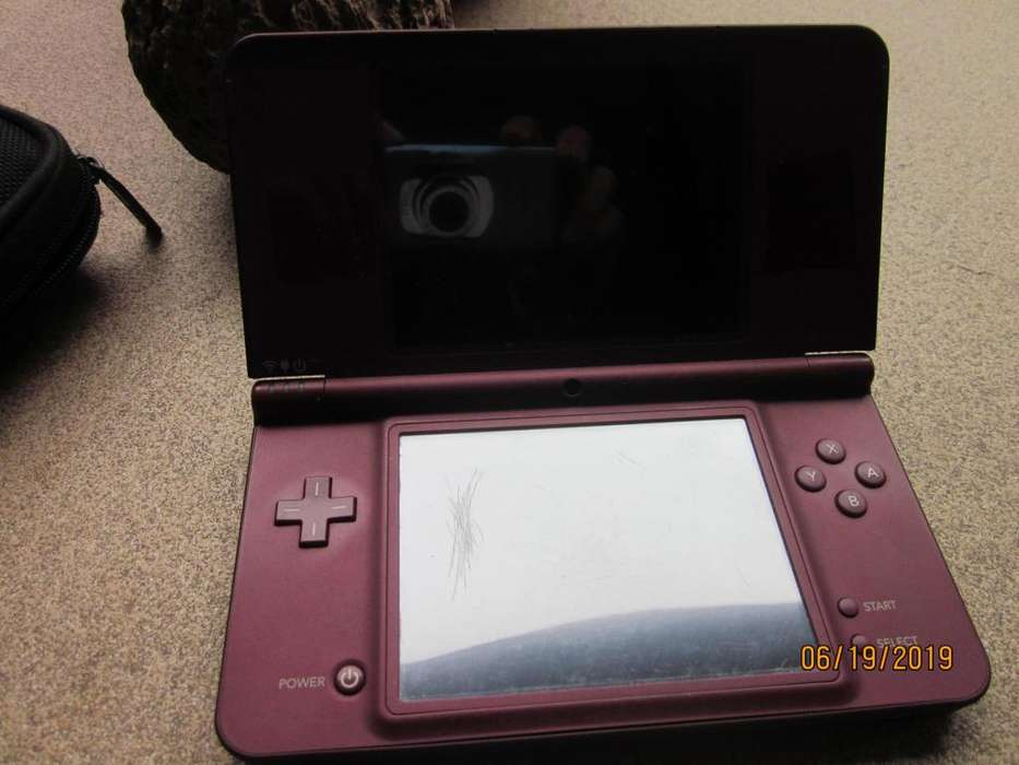 Nintendo DS XL - malogrado