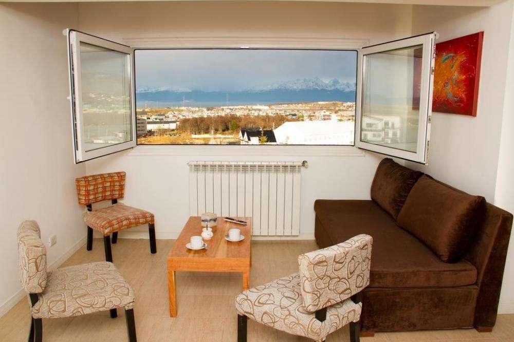 qm13 - Apart para 2 a 6 personas con cochera en Ushuaia
