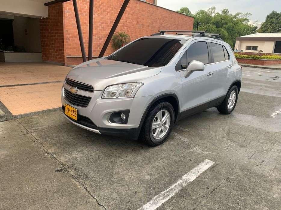 Chevrolet Tracker 2016 - 35500 km