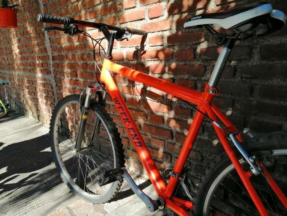 Bicicleta Rodado 26 Week End