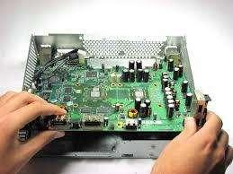 Curso Reparación Consolas de Videojuegos Xbox 360