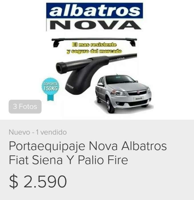 Portaequipaje Nova Albatros