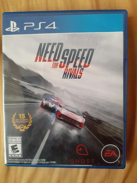 Vendo Juego Need For Speed a 40 Soles