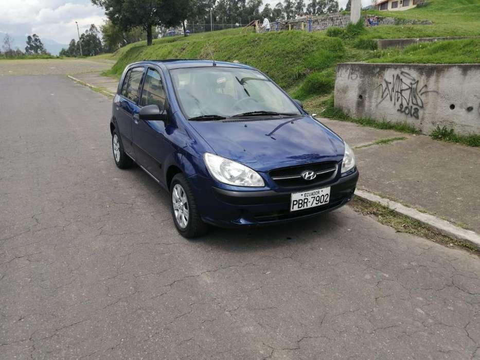 Hyundai Getz  2011 - 0 km