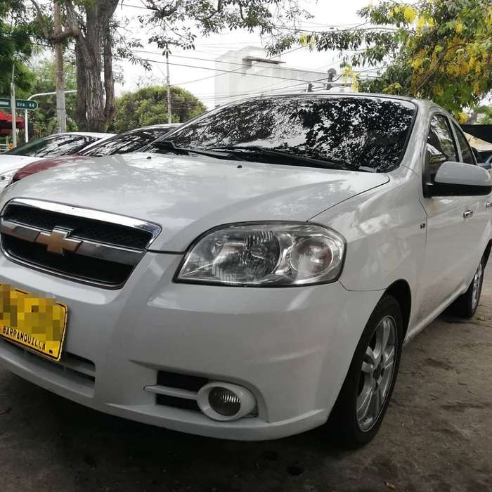 Chevrolet Aveo Emotion 2012 - 132000 km