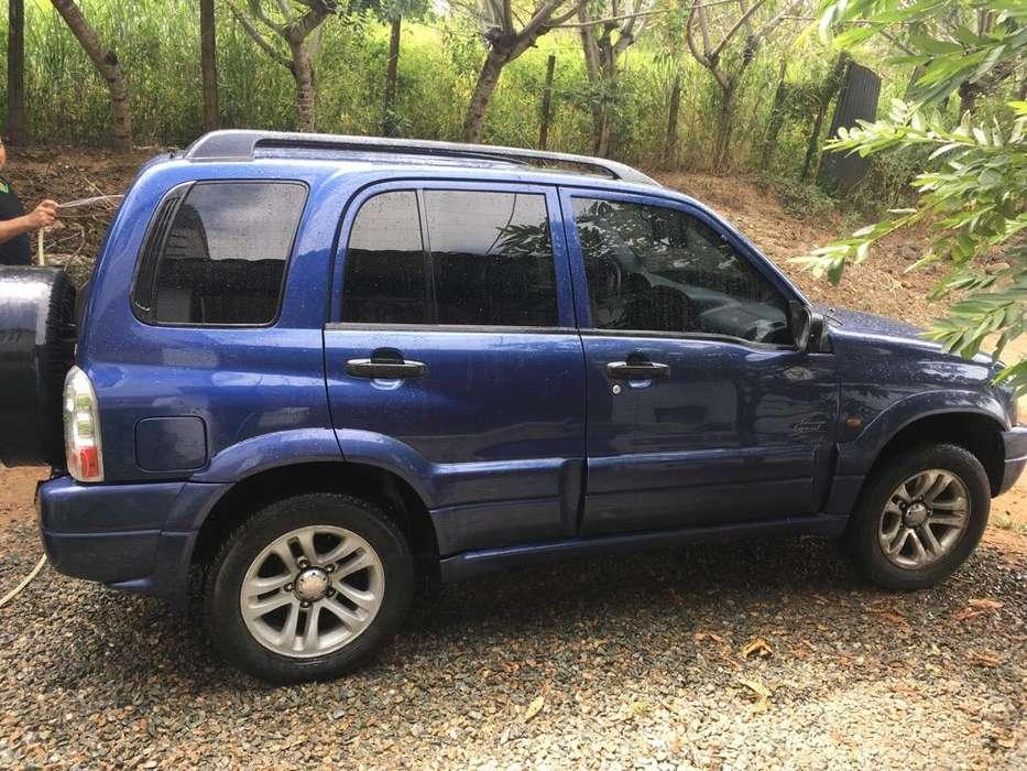 Chevrolet Grand Vitara 2007 - 0 km