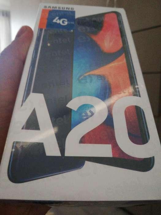 Samsung A20 Nuevo Y Sellado