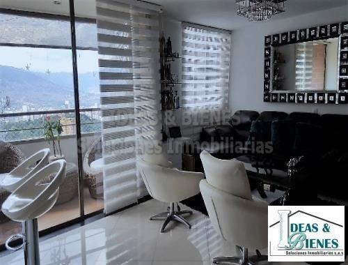 Apartamento En Venta Medellìn Sector Loma del Indio: Còdigo 892128