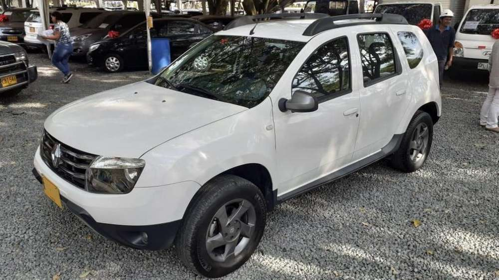 Renault Duster 2016 - 43543 km
