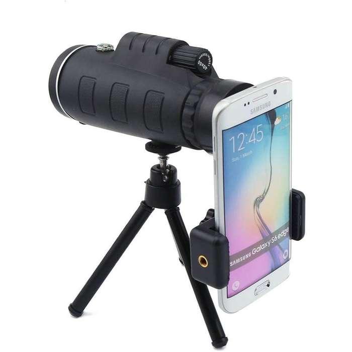 Lente Con Zoom de 40X Para <strong>celular</strong> Trípode