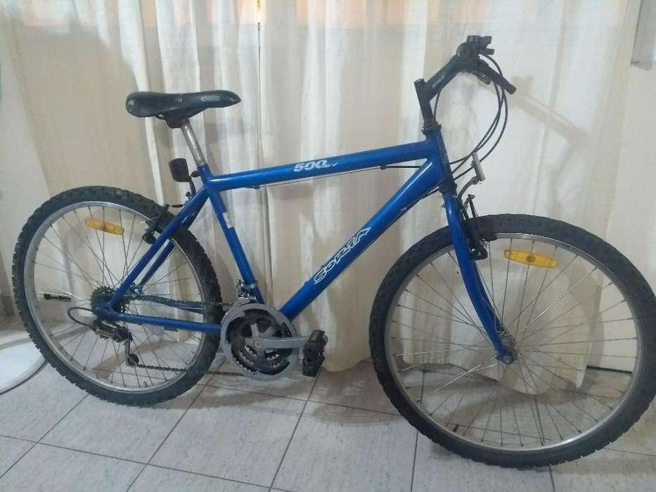 Bicicleta Soria Rodado 26 Usada