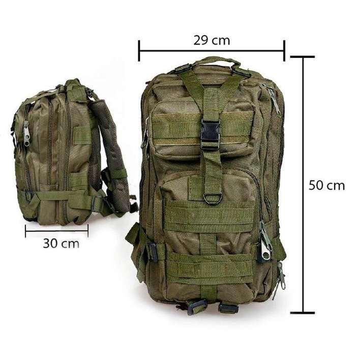 Morral Militar Grande 42 Litros Bolsa Camelbak
