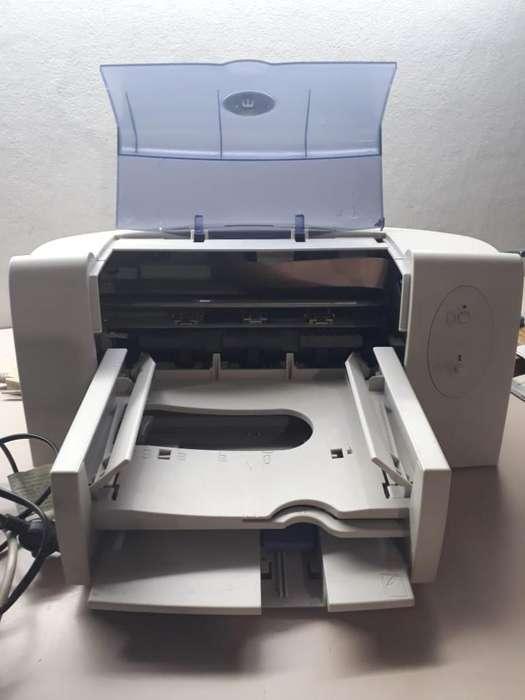 Impresora Hp Deskjet 640c