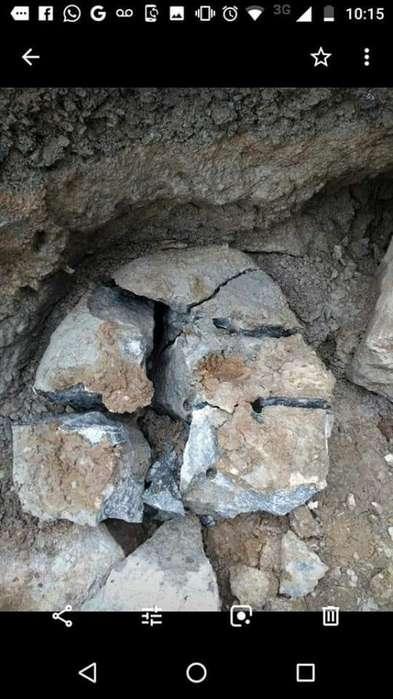Servicio Demolicion de Roca con Cras Cuñ
