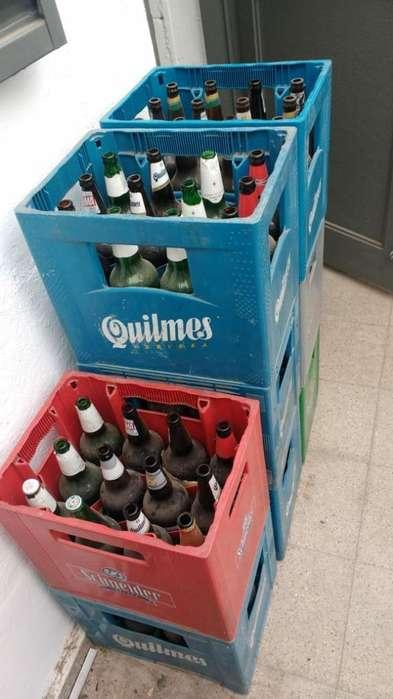 Vendo Cajones Cerveza 250 Cada Uno