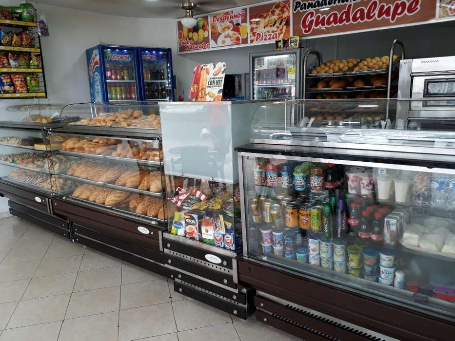 Vendo Montaje Panaderia