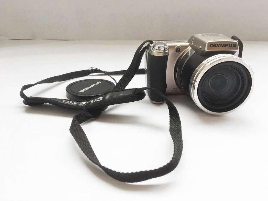 Cámara Digital Olympus. Sp-800uz. 30x Wide Optical Zoom.