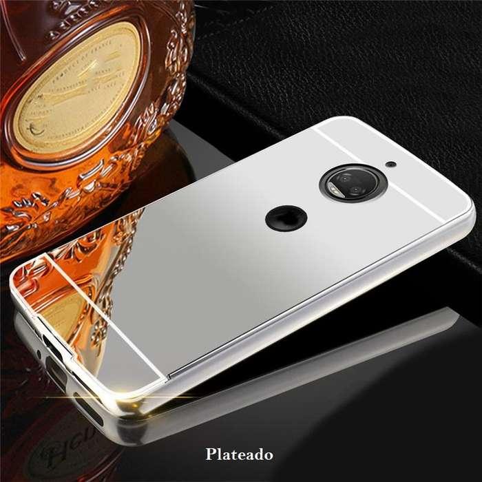 Carcasa Estuche Protector Para Motorola Moto G5s Plus Espejo