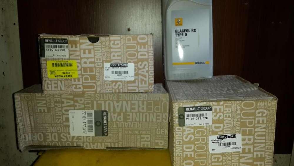 kit distribucion motor RENAULT k4m