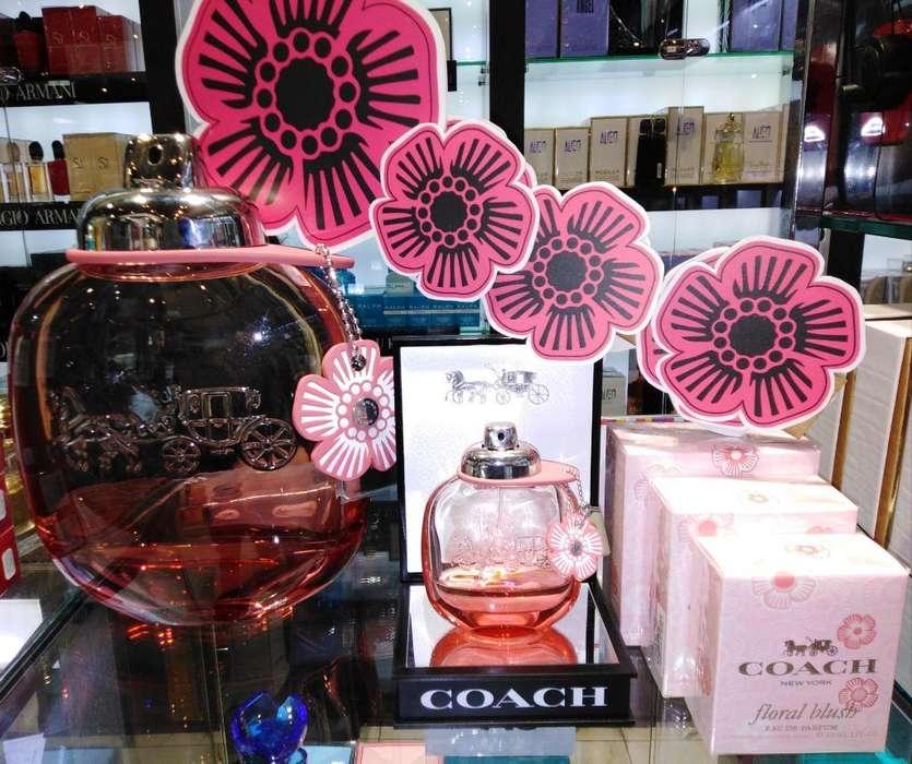 Chica para Campaña. en Perfumería