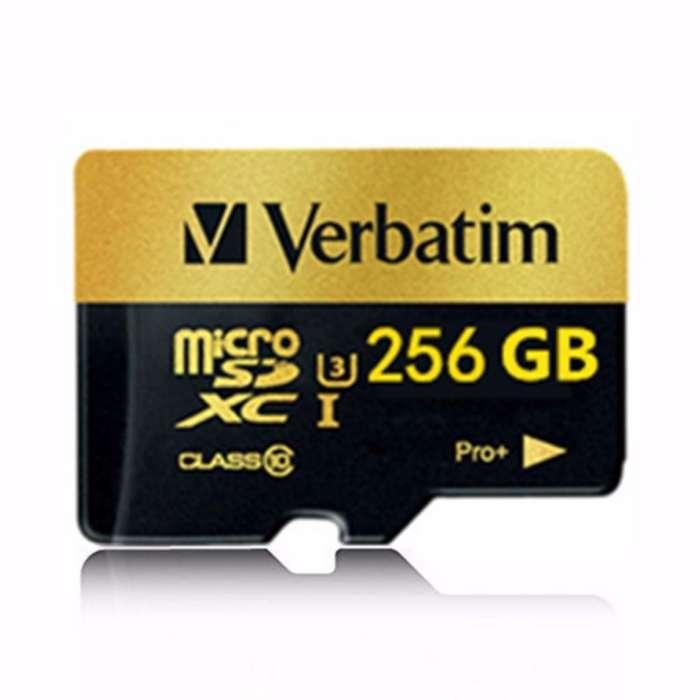 Microsd 256gb Pro