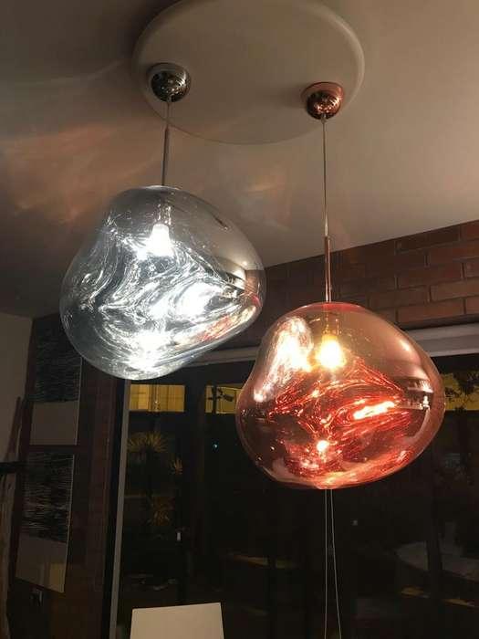 Lámparas Melt Tom Dixon Originales