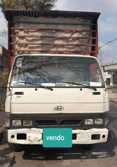 Vendo Camion Hyundai H350