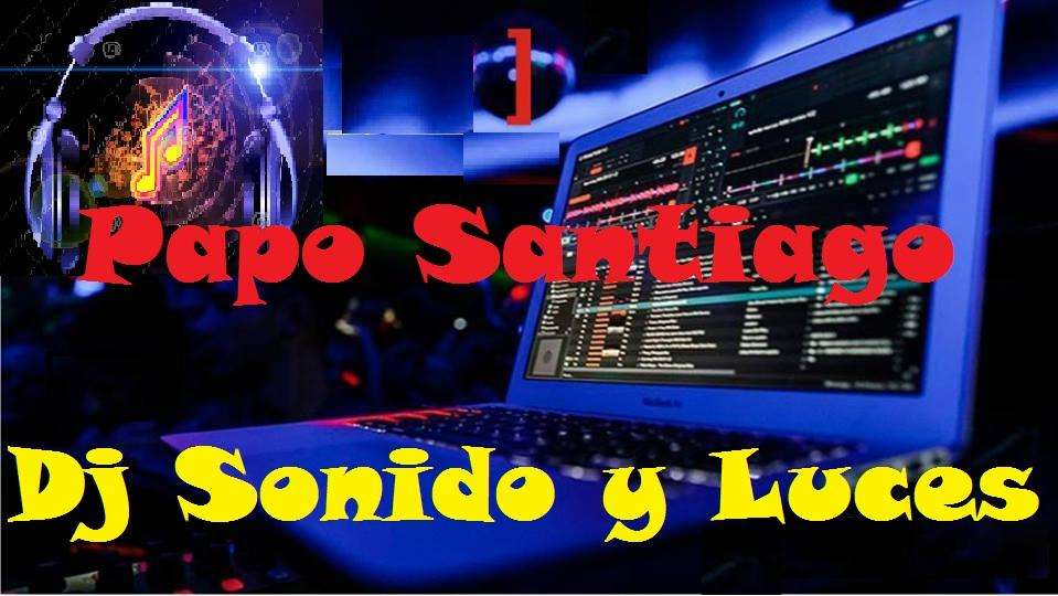 SONIDO Y LUCES CON DJ PARA ALEGRAR Y AMENIZAR TUS FIESTAS CON LA MUSICA MAS BAILABLE