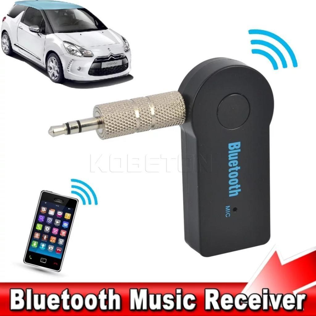 Adaptador Bluetooth Auxiliar Equipo