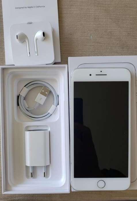 Se Vende iPhone 8 Plus 64 Gb Blanco