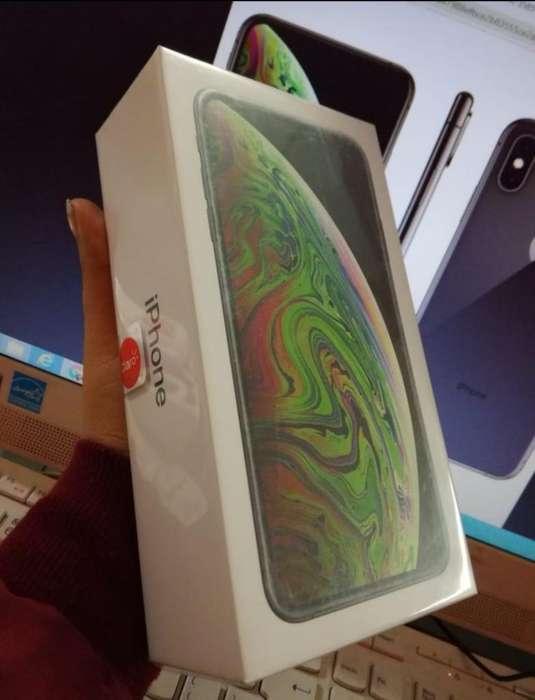 Vendo iPhone Xs Max 64gb Caja Sellada