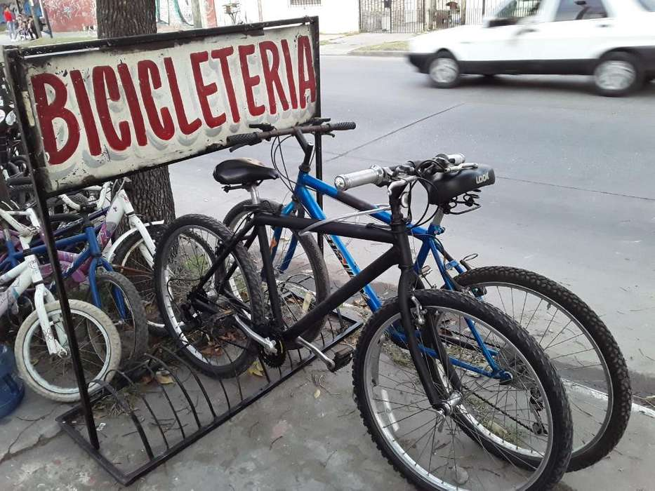 Bicicleta Todo Aluminio
