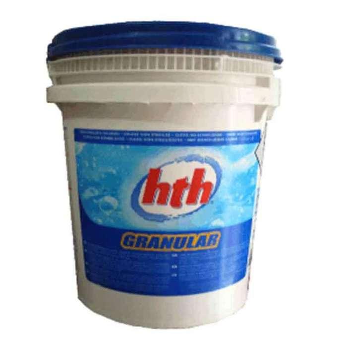Cloro hth al 70% 45kilos