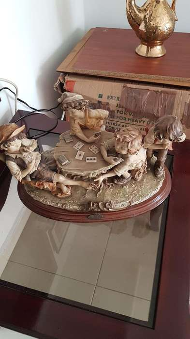 Porcelana La Trampa Original