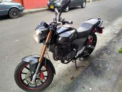Moto Keeway 200 Modelo 2013 Pastusa