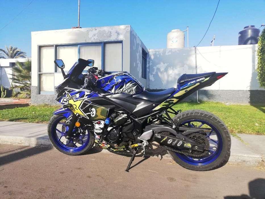 Yamaha Yzf R3 No Mt03, Kawa 300, Rc390