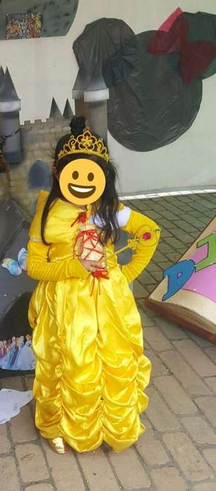 Vendo Disfraz Princesa Bella